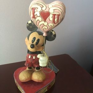 Disney Traditions. Mickey Mouse. Collectible.